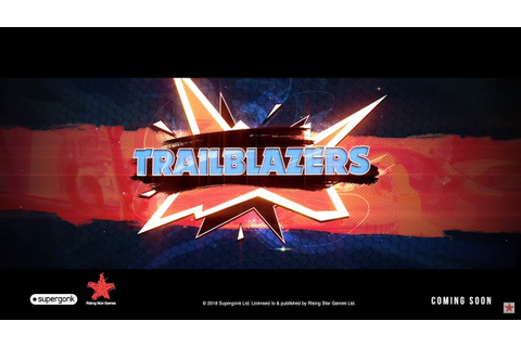 Trailblazers - Announcement Trailer - YouTube