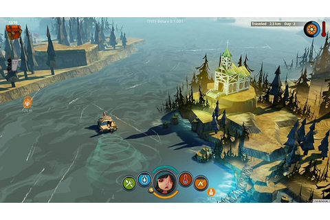 The Flame in the Flood PS4 review - Hardcore survival - TGG