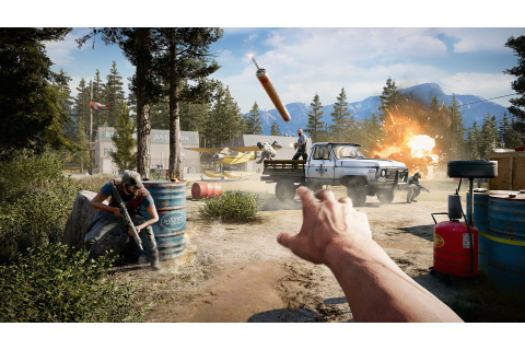 Buy Far Cry 5 Standard Edition for PS4, Xbox One and PC ...