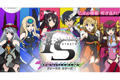 Infinite Stratos Versus Colors - Full Pc Games Download