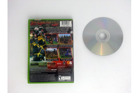 Splat Magazine Renegade Paintball game for Xbox | The Game Guy