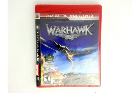 Warhawk game for Playstation 3 (New) | The Game Guy