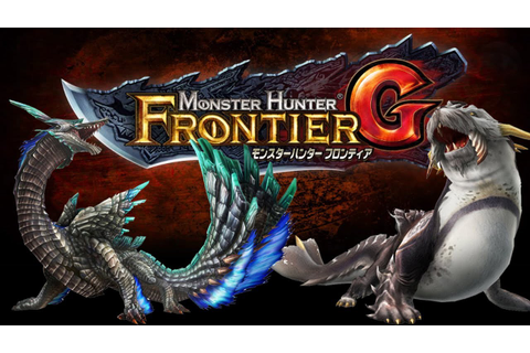 Monster Hunter Frontier G - PS Vita TGS 2013 Trailer モンスター ...
