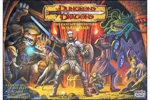 New Dungeons & Dragons Movie in Development - Dread Central
