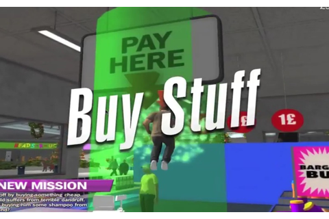GAME releases free game about shopping - Christmas Shopper ...
