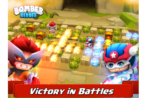 3D Bomberman: Bomber Heroes - Super Boom Game for Android ...