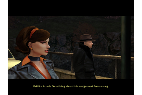 Super Adventures in Gaming: No One Lives Forever 2: A Spy ...