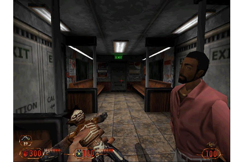 Blood II - The Chosen Game - PC Full Version Free Download