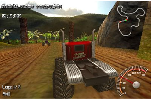 MonsterTruck Rally iPhone game - free. Download ipa for ...
