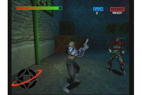 Mortal Kombat: Special Forces screenshots for PlayStation