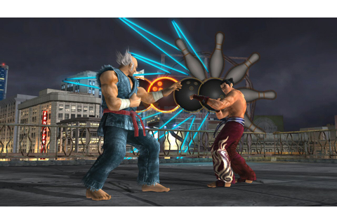 Tekken 5 Game Free Download - Full Version For PC