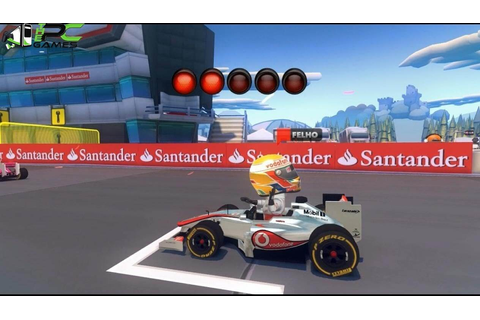 F1 Race Stars PC Game Free Download