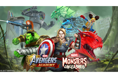 Monsters Unleashed Event | Avengers Academy Wikia | FANDOM ...