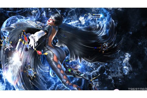 Bayonetta 2, Bayonetta, Video Games Wallpapers HD ...