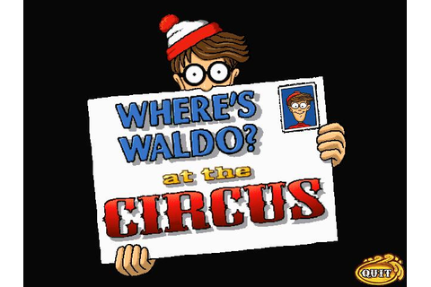 Where's Waldo? At the Circus PC CD hidden puzzle game! | eBay