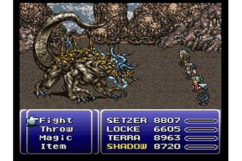 Cult of Android - Final Fantasy VI Coming To iOS And ...
