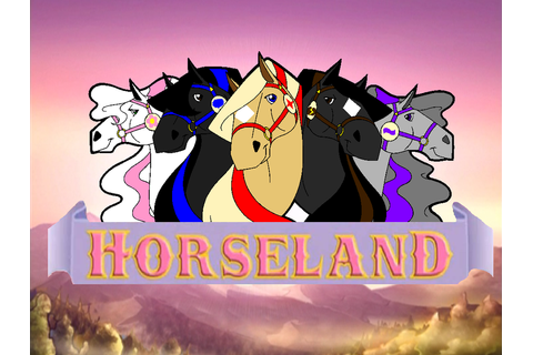 Image - My horseland logo by hopequeen-d57tymt.png - Epic ...