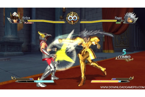 Saint Seiya Brave Soldiers - Download Game PS3 Free