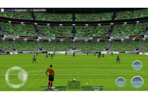 World Soccer League Android Gameplay #4 - YouTube
