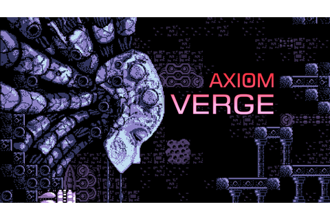 Axiom Verge Game | PS4 - PlayStation