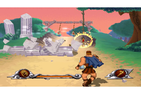 Hercules The Action Game Walkthrough : Level 2 - Hero's ...