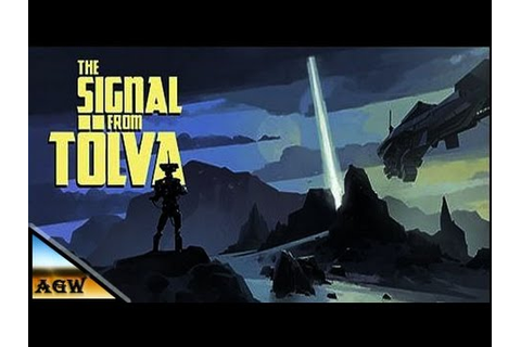The Signal From Toelva Gameplay (PC Game) - YouTube