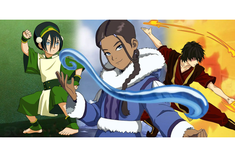 Avatar: Every Different Type of Bending Featured In The ...