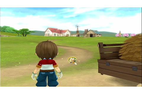 "Harvest Moon: Animal Parade - *1* ""It All Begins Here ..."