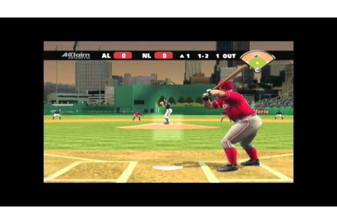 All-Star Baseball 2004 for XBOX Gameplay - YouTube