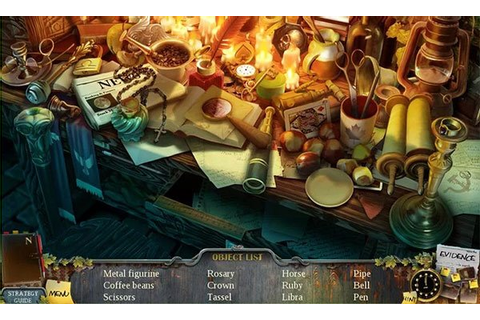 Top 12 Android Hidden Object Games [Updated]