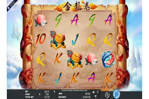 Dragons Scroll | Play Dragons Scroll Video Slots by ...