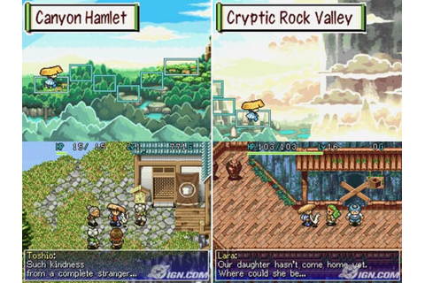 Mystery Dungeon: Shiren the Wanderer full game free pc ...