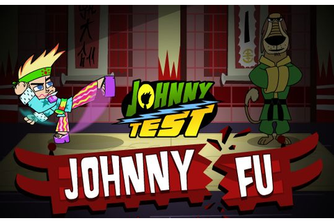 Johnny Test Kungfu | Fighting Games Now