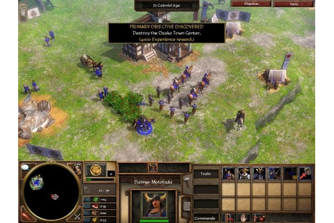 Age of Empires III: The Asian Dynasties - Download