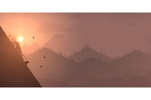 Alto's Adventure is the most beautiful iPhone game I've ...
