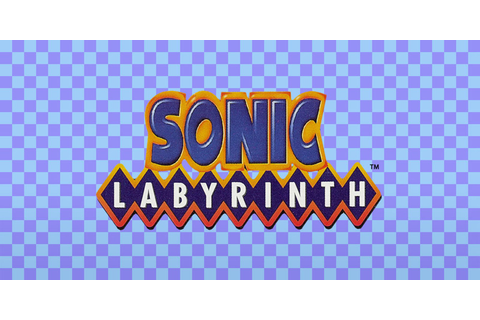 Sonic Labyrinth™ | Virtual Console (Nintendo 3DS) | Games ...