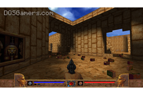 PowerSlave / Exhumed on Windows 10, 8 and Windows 7