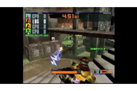 Cool and Unusual Games: Outtrigger (Dreamcast) Review ...