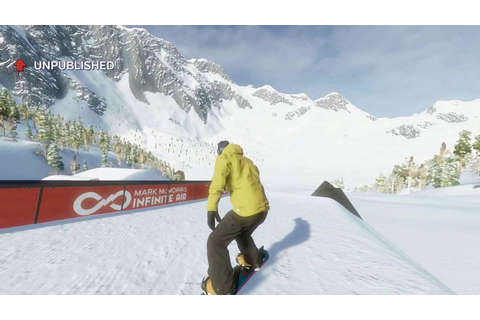 Mark McMorris Infinite Air Review for PlayStation 4 (2016 ...