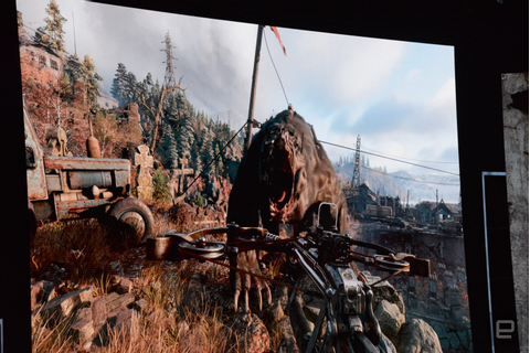 'Metro: Exodus' brings post-apocalyptic gameplay to Xbox One X