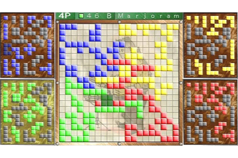 Blokus Portable: Steambot Championship Game Sample - PSP ...