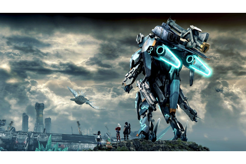 Xenoblade Chronicles X Review - IGN