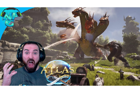 ATLAS - New Game to Replace ARK Survival Evolved?! Early ...