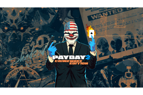 PAYDAY 2: Crimewave Game | PS4 - PlayStation