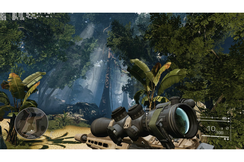Sniper Ghost Warrior 2 Game - Free Download Full Version ...