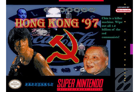 Play Hong Kong 97 Online FREE - SNES (Super Nintendo)