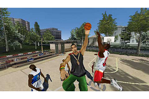 NBA Street Showdown Game | PSP - PlayStation