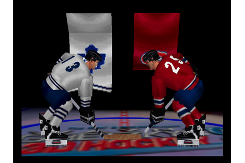 Wayne Gretzky's 3D Hockey '98 Download Game | GameFabrique