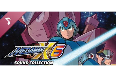 Mega Man X6 Sound Collection on Steam