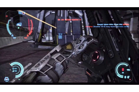 DUST 514 Gameplay - First Impressions Overview - PS3 - YouTube